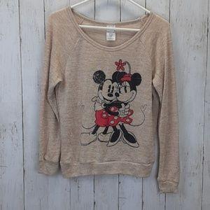 Disney Mickey & Minnie Mouse sweater